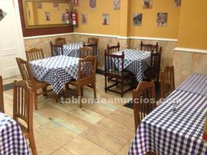 Venta bar restaurante en rentabilidad 105m² en zona