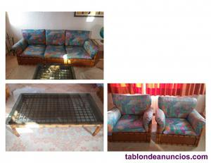 Venta de juego de muebles