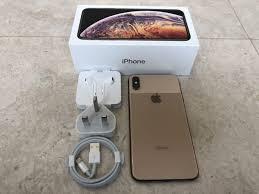 original nuevo iPhone Xs Max €350