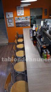 Bar restaurante en traspaso en barcelona