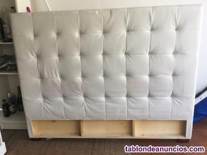 Cabecero para cama de matrimonio