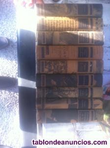 Colección de biblioteca hispania
