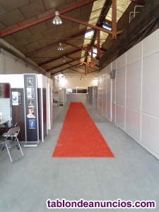 Ofrecemos grandes salas para,casting y talleres o cursillos