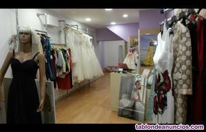 Se traspasa tienda de moda