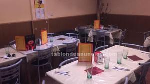 Traspaso bar restaurante 130m² zona carabanchel