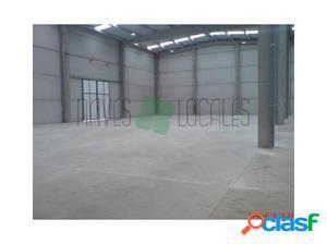 Alquiler y Venta de Nave Industrial situada en Móstoles en