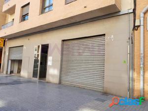 Amplio local en venta en Alboraya