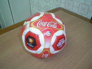 Balon de Coca—Cola – Euro  – Portugal en perfecto