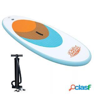 Bestway Set de Tabla de paddle surf para niños 204x76x10cm