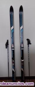 Esquís rossignol pac 200