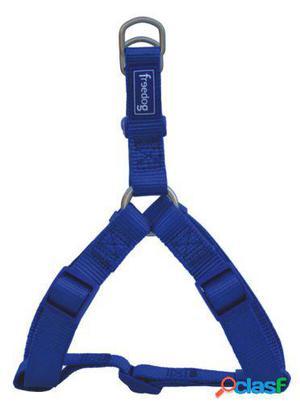 Freedog Arnés tipo A Azul Para Perros 1.5x30-50 cm