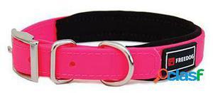 Freedog Collar Ergo PVC Rosa 2.5x55 cm