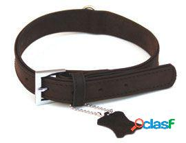 Freedog Collar piel 30mm x 70cm