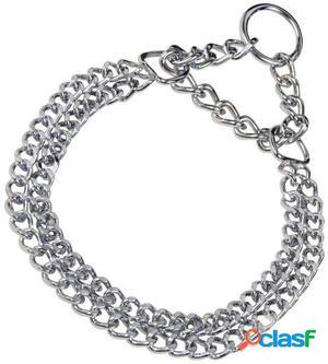 HS Sprenger Collar Doble Acero Cromado 45 Cm