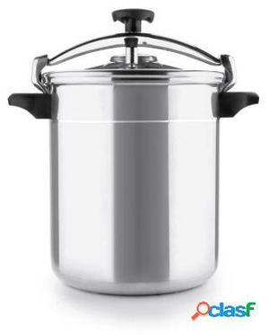 Lacor Olla a presión aluminio minio 18 litros