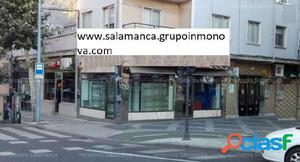 Local comercial - Avenida Federico Anaya, Salamanca