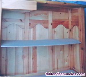 Mueble madera mazizavendo