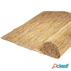 Nature Valla de jardín 500x200 cm caña de bambú 6050127