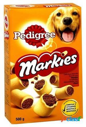 Pedigree Snacks Galletas Markies con vitaminas para perros