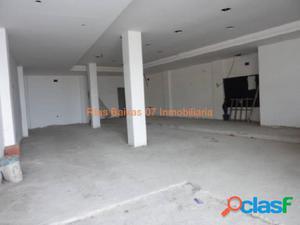 REF 4200 LOCAL 135 m2 SEMIACONDICIONADO CALLE PRINCIPAL