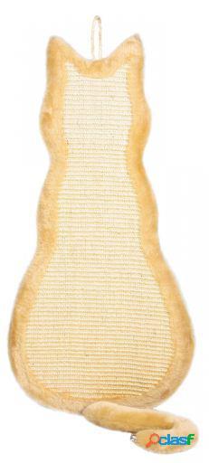 Trixie Tabla Rascadora Cat, 35X69 Cm, Beige