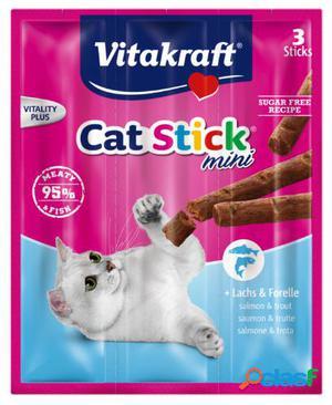 Vitakraft Cat-Sticks Minis Salmon-Trucha (3 Uds)