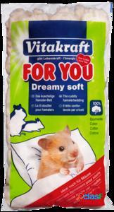 Vitakraft Dreamy Soft cama blanda para Hamster y/ o Ratón