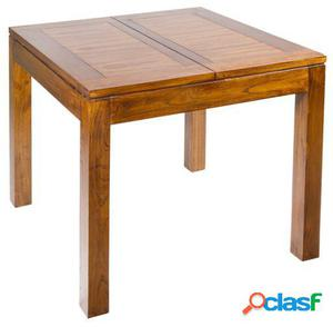 Wellindal Mesa extensible comedor forest - Colección