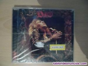 Dio judas wasp cd nuevo precintado heavy metal