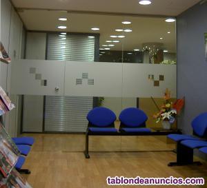 Mobiliario steelcase tnt sala de espera