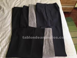 Pantalones de vestir de hombre