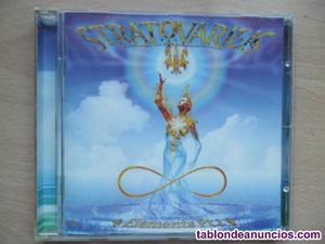 Power metal cds stratovarius gamma ray