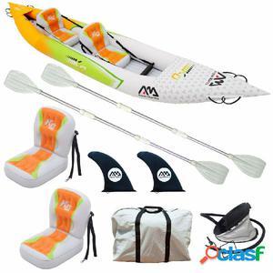 Aqua Marina Kayak inflable Betta HM K0 para 2 personas