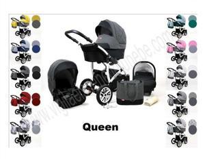 Carro bebe moderno Queen