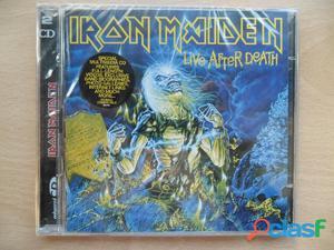 HEAVY METAL CD NUEVOS MAIDEN ACDC DIO OZZY