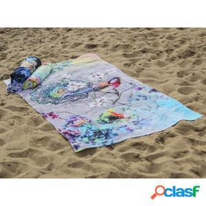 HIP Toalla de playa 5590-H Adele 100x180 cm multicolor