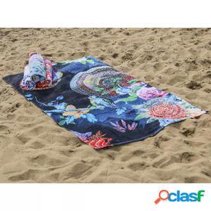 HIP Toalla de playa 5850-H Chachou 100x180 cm multicolor