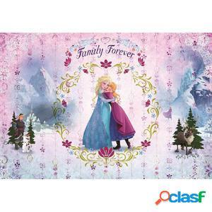 Komar Mural fotográfico Disney Frozen Family 368x254 cm