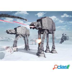 Komar Mural fotográfico Star Wars Battle of Hoth 368x254 cm