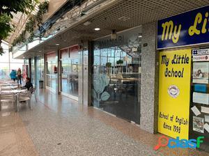 Local comercial en alquiler en Rivas Vaciamadrid en el C.C.