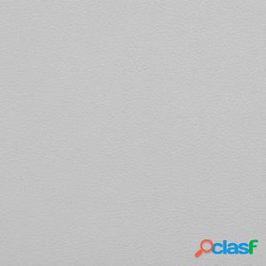 Tela de cuero artificial 1,4x4 m blanco
