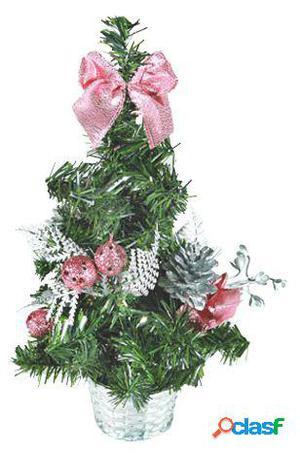 Bigbuy Árbol de Navidad Pequeño con Adornos