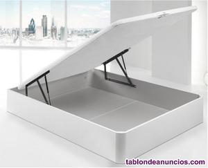 Canape abatible blanco barimueble