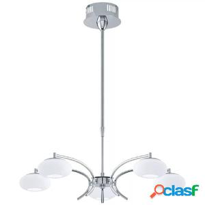 EGLO Lámpara colgante de techo, LED 91753