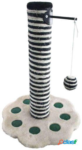 Ica Rascador Base Flor con Pelota 1.238 kg