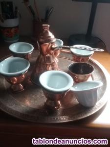 Juego de cafe marroqui