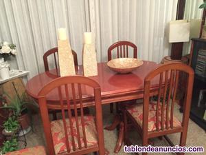 Mueble de salón. Salón comedor completo