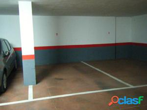 ¡¡ Se vende plaza de garaje - Zona Jardín Aljada !!