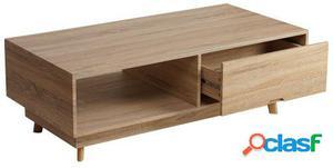 Wellindal Mesa para tv fersa-madera 120x60x40