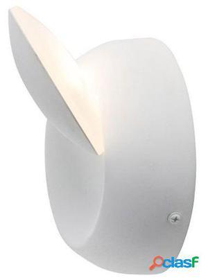 Wellindal aplique pared aspi-blanco 14x14x7